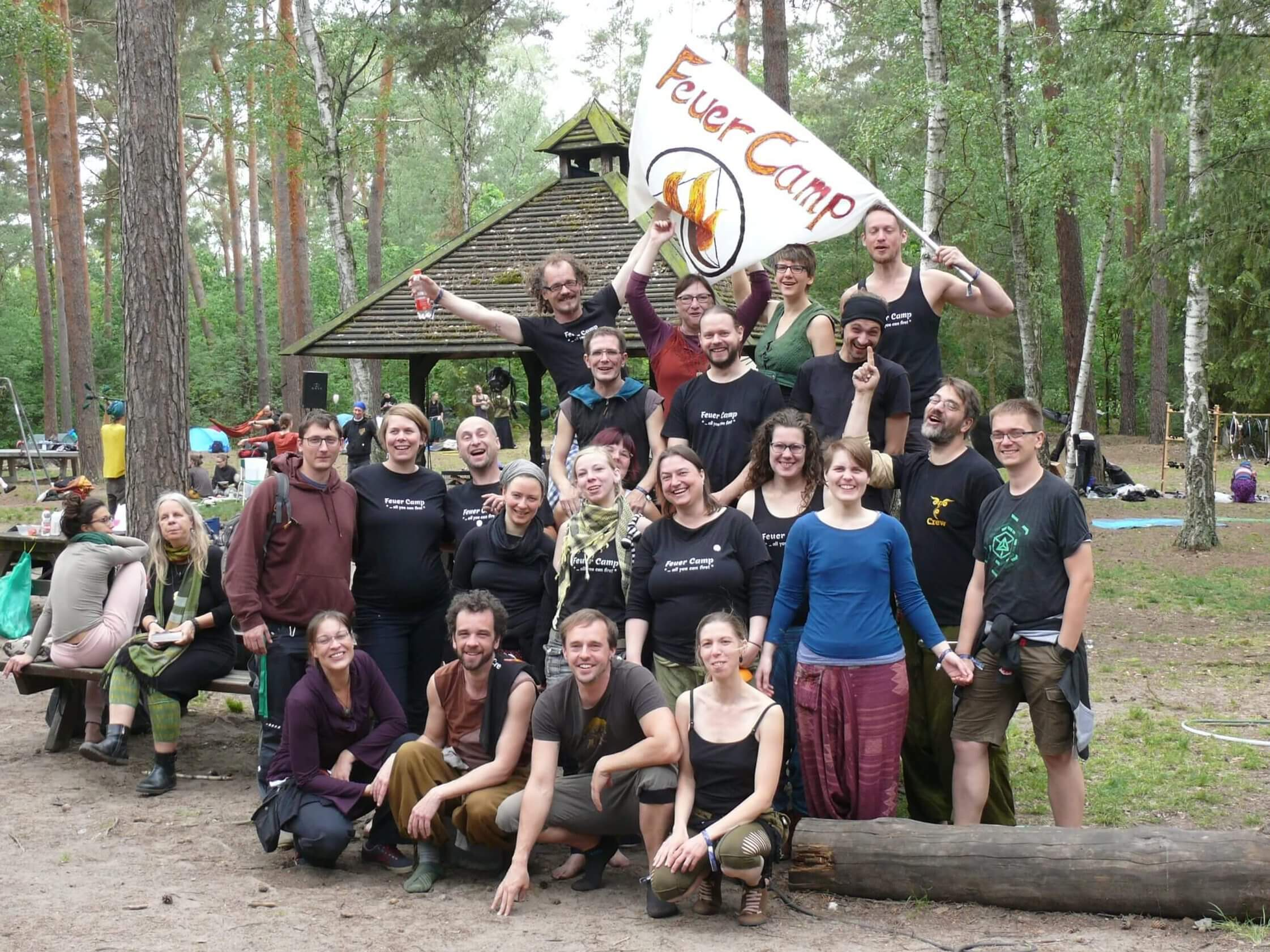 FeuerCamp Convention 2019 Crew